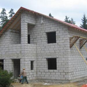 дом из газобетона под ключ проекты и цены