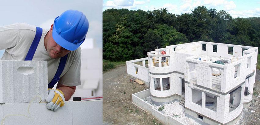 строительство домов из газобетона под ключ проекты и цены