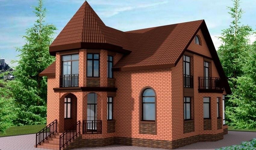 Проектирование кирпичных домов