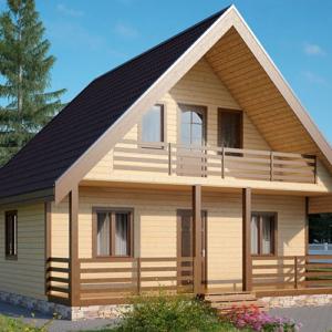 Дачные дома под ключ проекты и цены