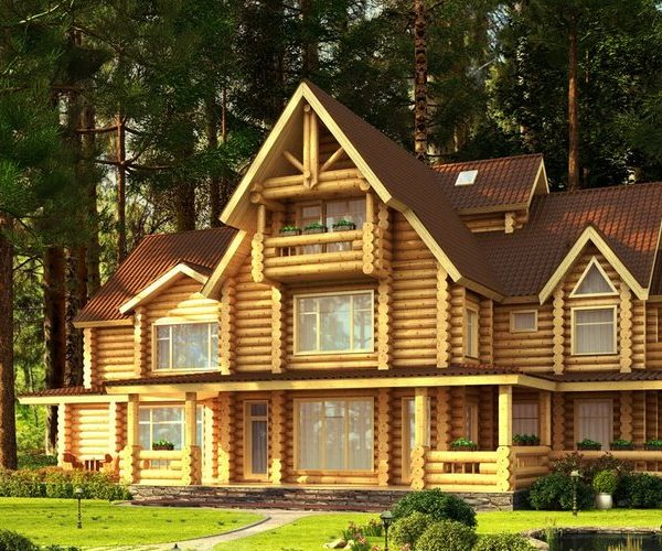 Строительство двухэтажных домов под ключ