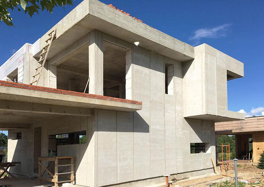 Строительство монолитных конструкций под ключ